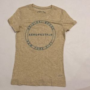 NEW W/ TAGS - Aeropostale tee w/ embroidered logo